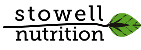 Stowell Nutrition Logo